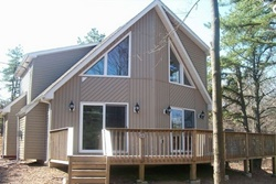 pet friendly by owner vacation rental in the poconos