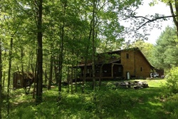 pet friendly vacation rental in the poconos